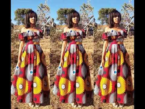 2019 African Clothing styles: Most Popular And stylish African Ankara styles 2019/2020