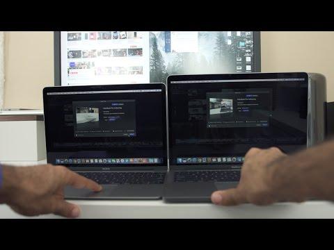 , title : 'MacBook Pro (2016) vs MacBook: Speed Test!'
