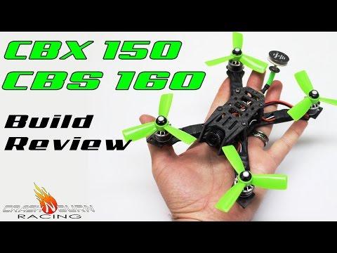 CBX 150/ CBS 160 Build review