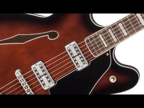 Fender Modern Player Coronado RW 3TSB