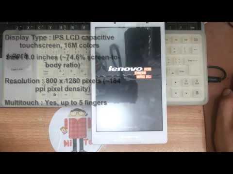 Lenovo TAB 2 A8-50 Review
