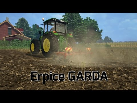 Garda 2.5m v2.0 Plough Colorable