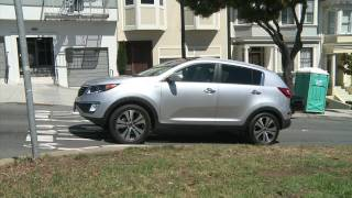 2011 Kia Sportage Test Drive And Review