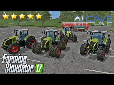 Claas Axion Serie 900 v2.0