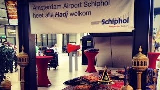 Al Akbar Hajj Group | Amsterdam Airport Schiphol | 04 October 2013 | 720p HD