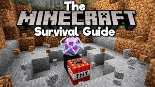 Starting a Resource Quarry! • The Minecraft Survival Guide (Tutorial Lets Play) [Part 38]