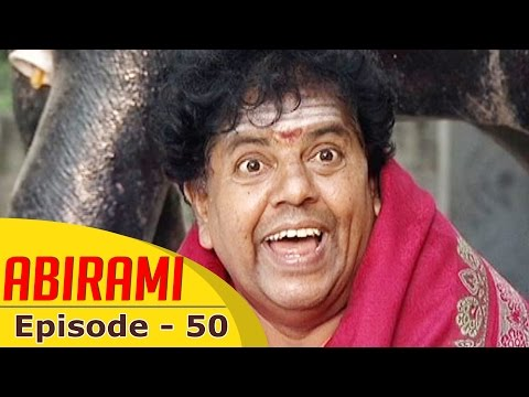 Abirami-Epi-50-Tamil-TV-Serial-11-09-2015-Gautami-06-03-2016