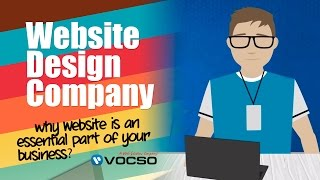 VOCSO Web Design Company Introduction Video