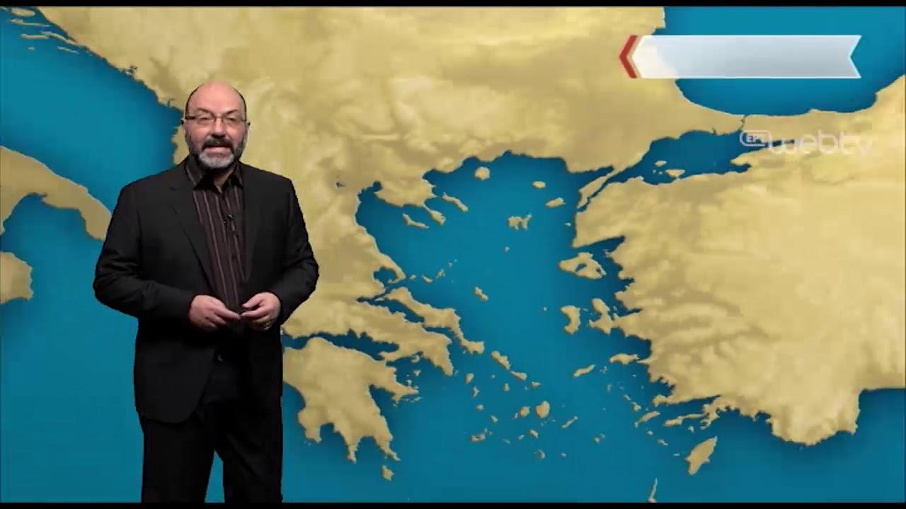 ΔΕΛΤΙΟ ΚΑΙΡΟΥ με τον Σάκη Αρναούτογλου | 11/01/2019 | ΕΡΤ
