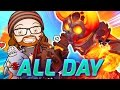 ALL DAY Heroes of the Storm | pt. 2 MFPallytime | Heroes of the Storm Gameplay