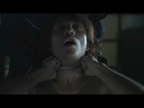 death scene,strangle, man, japan 死亡シーン、絞殺、男性、日本