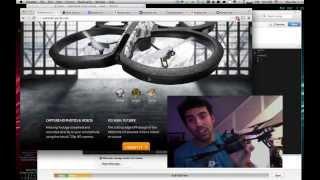 Hacking Drones - SkyJacked
