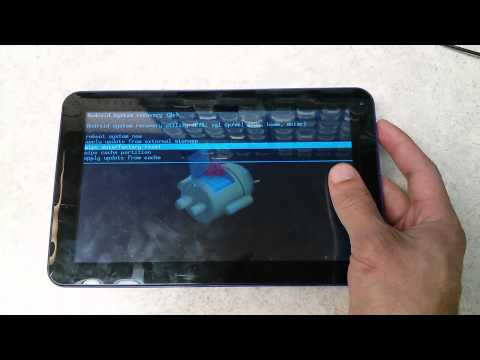 Hard Reset Visual Land VL-109 Tablet (Connect 9)