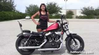 7. Used 2013 Harley Davidson Sportster Forty-Eight