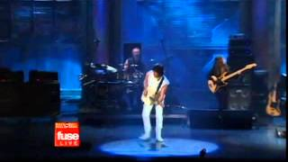 Jeff Beck & Jimmy Page Beck's Bolero,  Immigrant Song, Train Kept A Rollin' 2009