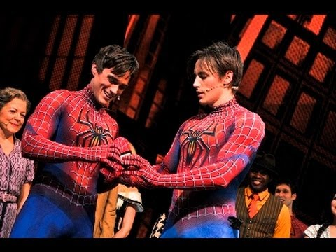 Reeve - Watch Reeve Carney take his final bow as Spider-Man on Broadway before announcing his successor, Justin Matthew Sargent. Reeve played his final performance o...