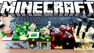 Montando Todos os Mundos de Minecraft