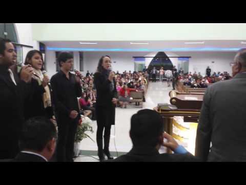 Assembleia de Deus Itararé/SP - Grupo Adonai no Dia do Pastor