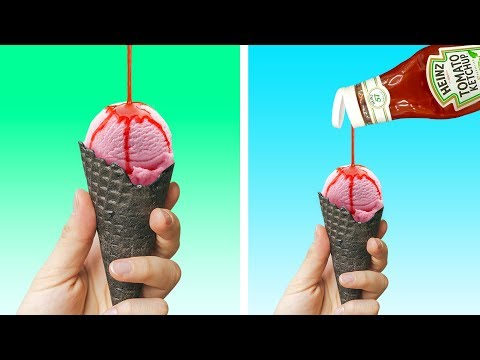 100 Shocking Food Tricks Advertisers Use To Make Food Look Yummy LIVE