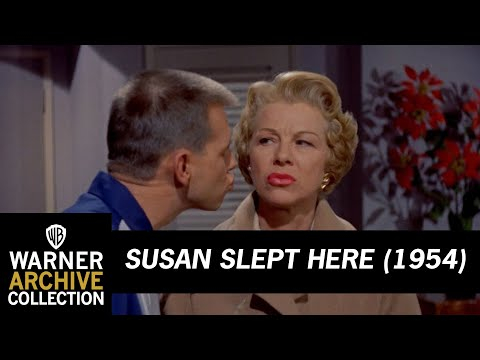 Susan Slept Here (1954) – There's No Santa Claus