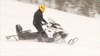 8. Ski-Doo Expedition Ace 600 Review