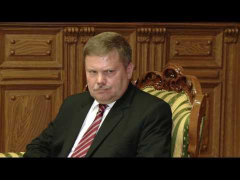 Președintele țării a avut o întrevedere cu ambasadorul Ungariei în Moldova