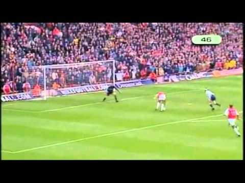 Thierry Henry All Arsenal Goals Part 2