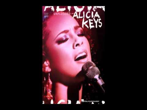 Alicia Keys - Fallin' ( Unplugged )
