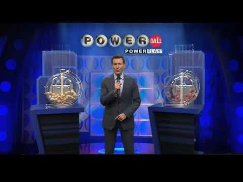 Powerball 20180317