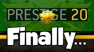 The Final Road to 20th Prestige…LIKE this video if you're a BEAST!Main Channel - https://www.youtube.com/user/M3RKMUS1CSlasher returned to MWR this weekend, and that along with Beach Bog 24/7 had 2XP.I decided to partially nerd out and get the last amount of XP needed to get to 20th prestige.These were the final moments……I didn't prestige thoughlmaoOutro Song: All Aboard - Youtube Audio LibraryThanks for watching!Erik - Nerd Plays
