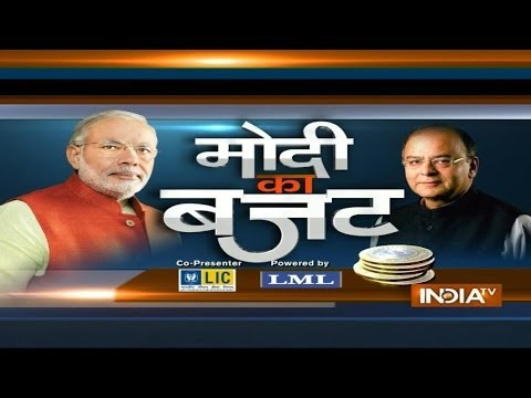 Modi s Budget with Rajat Sharma Full 10 July 2014 12 AM