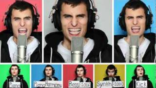 Dynamite   Taio Cruz   A Cappella Cover   Just Voice and Mouth   Mike Tompkins www keepvid com