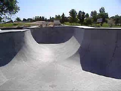 Miles Snyder-Kuna Idaho Skatepark