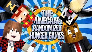 The Minecraft Randomized Hunger Games! #7 - Minecraft Modded Minigames | JeromeASF