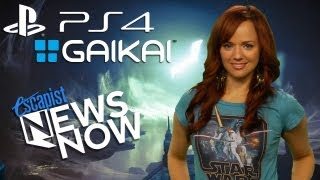 PS4 TO STREAM PS3 GAMES VIA GAIKAI (Escapist News Now)