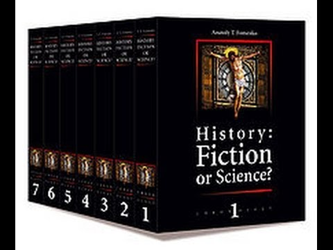 Biggest Conspiracy of all time! Anatoly Fomenko History Fiction or Science