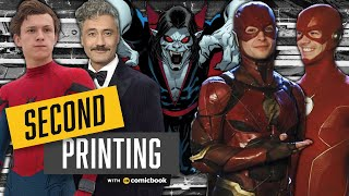 An MCU Spider-Verse, Epic DCEU Crossover, and Star Wars News - Second Printing by Comicbook.com