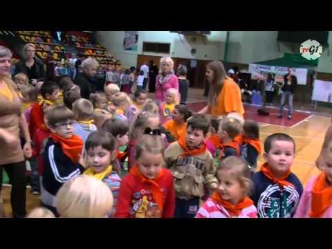 Wideo: II Leszczy�ski Dzie� Przedszkolaka - pi�tek