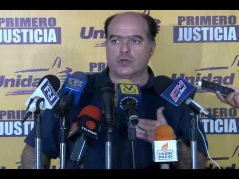 Julio Borges: este lunes el continente desconocerá Constituyente de Maduro en la OEA