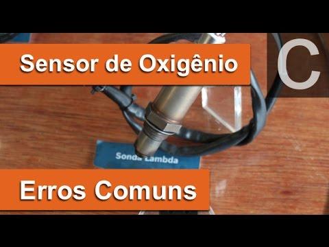 Dr CARRO Sensor de Oxigênio - Consumo alto e falhas intermitentes