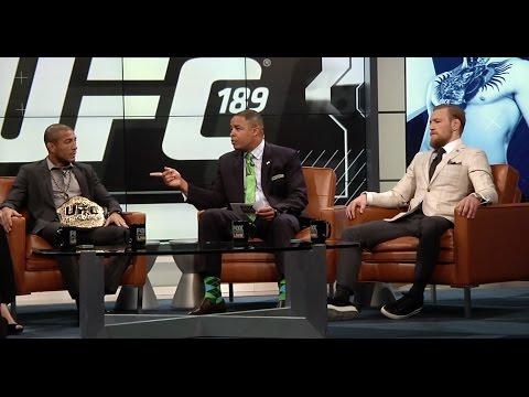 UFC 189 World Championship Tour: Los Angeles Highlights