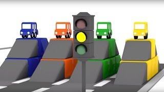 Lehrreicher Zeichentrickfilm - Die 4 kleinen Autos - Das Autorennen full download video download mp3 download music download