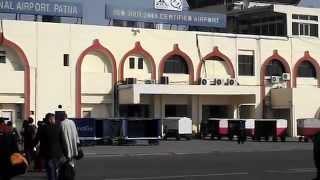 Patna (Bihar) India  city photos gallery : Lok Nayak Jayaprakash Airport,Patna, Bihar
