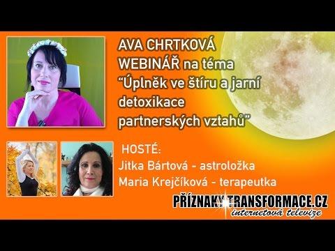Záznam živého vysílání 22.4.2016 :: Energie úplňku ve Štíru a jarní detoxikace partnerských vztahů