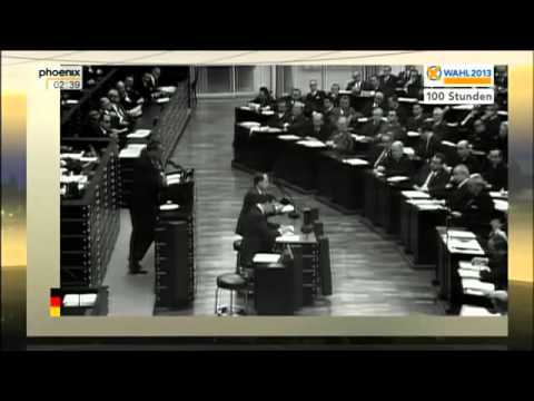 Bonner Republik 1949 - 1998 (3/6) 1969 - 1974 - Sozial- ...