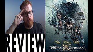Review up for the new Pirates of the Caribbean Movie and no I'm not calling it Salazar's Revenge as it is here. Gonna stick to the much better title 'Dead Men Tell No Tales' Enjoy!Subscribe and comment down below!www.facebook.com/TheGingerGeek06