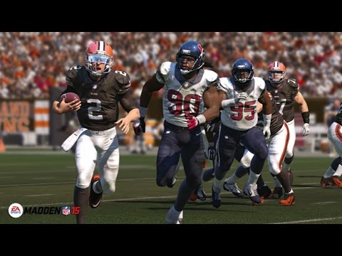top 10 - Take a look at this video to see who made the Top 10 rookies in the Madden 15 list. Follow Madden NFL 15 at GameSpot.com! http://www.gamespot.com/madden-nfl-15/ Official Site - http://www.easports...