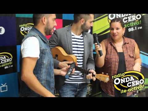 ¡Meet and Greet con Alkilados en Onda Cero!