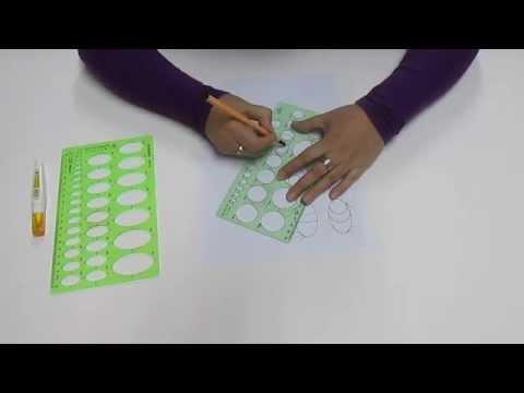 Dibujar ojitos facil en Foami, Goma Eva, Microporoso