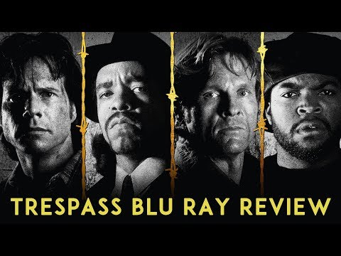 Trespass  | Movie Review | 1992 | Blu-Ray Review | 101 Films | Black Label #5